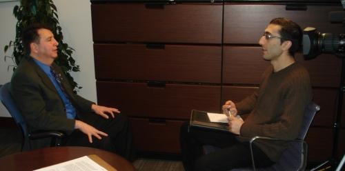 Gerard Keledjian interviews Juan Orozco